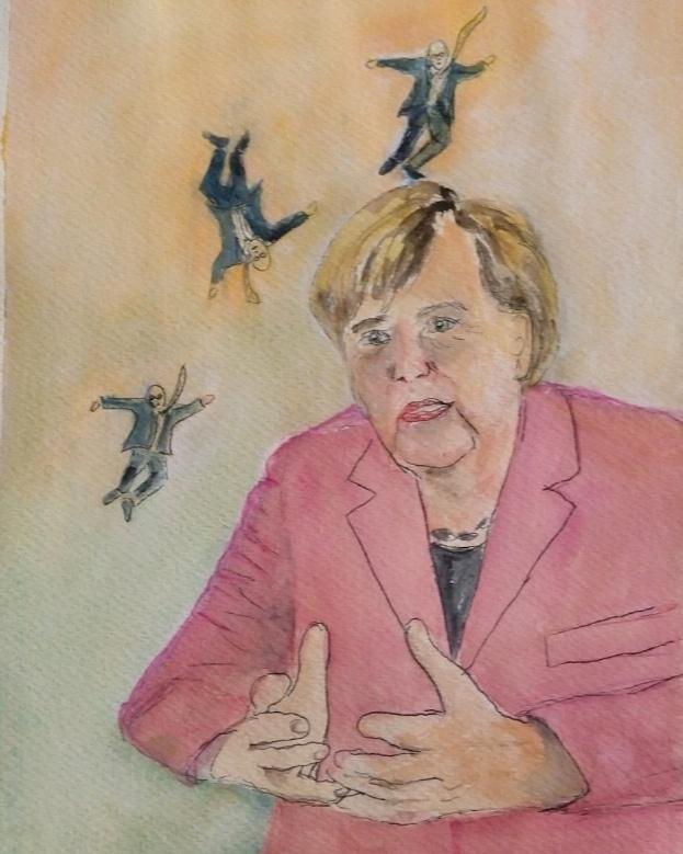 MerkelBollar